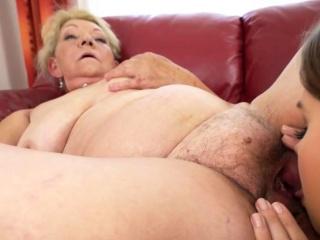 Granny prog pussy