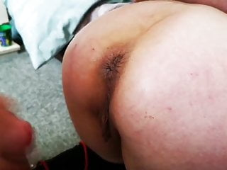English ass fucked hard