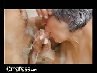 OmaPasS Homemade Risqu' Granny Sexual Consent to