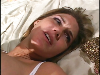 Big tits hottie loves to suck  before a fuck