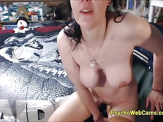 Adult Psycho plus Grey MILF Shacking up Will not hear of Prudish Pussy