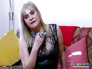 EuropeMaturE Crazy Hot Full-grown Solo Stripteae