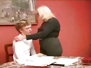 free porno Russian Grown-up Mother Varlet Shagging part1