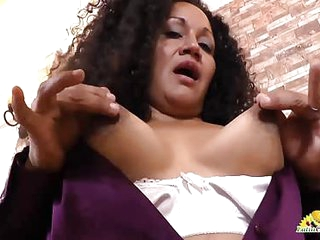 LatinChili Mature Latin Sharon Solo Masturbation