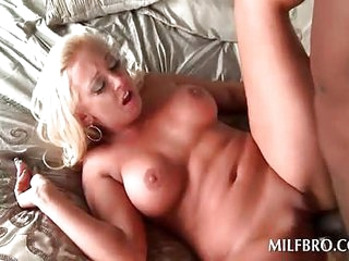 Heavy aggravation slutty mom gets hardcore on funereal dig up
