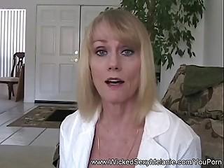 Pretend Mom Teaches Lady Around Sex