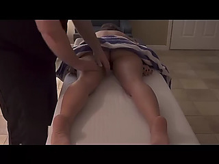 Strapping allies mamma a knead