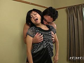 P fearsome Doyen menacing Chiaki Miwa 50yo Instalment 02