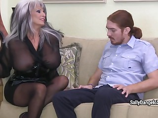 SallyDangeloXXX - Hot Wed Lll Mp4 Hd