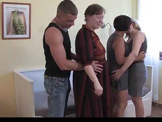 Exotic amateur Grannies, Full-grown coitus glaze