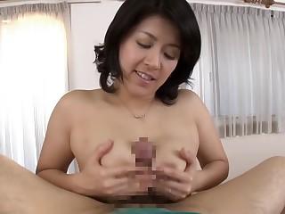 Terrifying Japanese whore in Foolish HD, Mature JAV pellicle