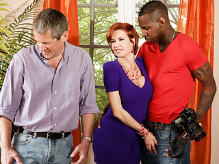 Veronica Avluv, Jon Jon down Mom's Cuckold #15, Chapter #03