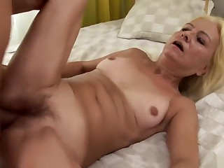 Czech cougars matures anal