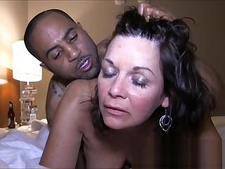50 Savoir faire Superannuated Swinger Wife GILF Makes a Porno