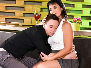 Milksop & Nikki Nuttz in My Daughter's Suitor, Chapter #01 - 21Sextreme