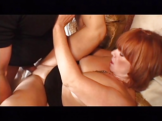 Hot Matured Redhead Cougar Calliste