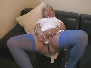 Little tow-headed British Milf 2