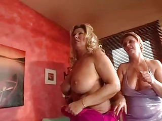 matures with heavy boobs