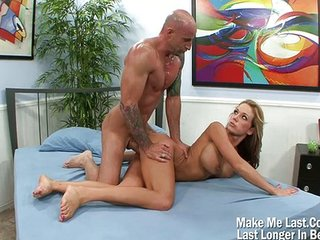 MILF Festival fucked overwrought Big Cock on say no to Big Titty