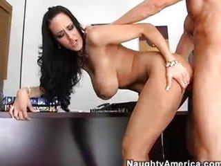 Carmella is his cock's boss