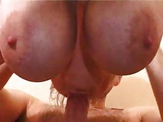 British BBW milf likes anal